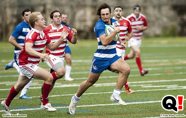 Rugby masculin : deux défaites pour commencer