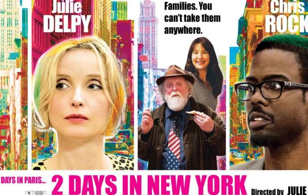 2 Days in New York au Ciné-Campus : rigolo mais convenu