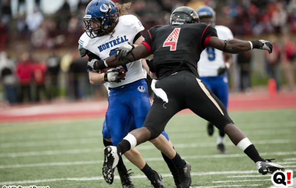 Carabins VS Rouge et Or, le retour