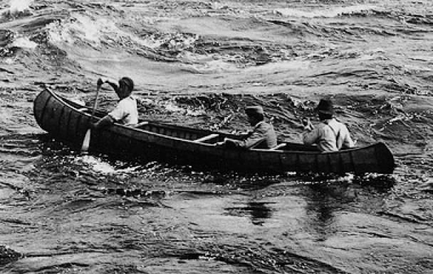 L'histoire du Québec vue par l'eau