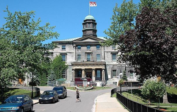 Une nouvelle rectrice pour McGill