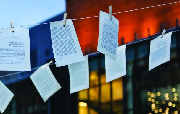 La littérature à l'assaut de Montréal