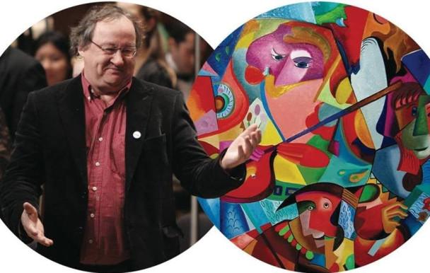 L'université honore un grand compositeur parmi ses professeurs
