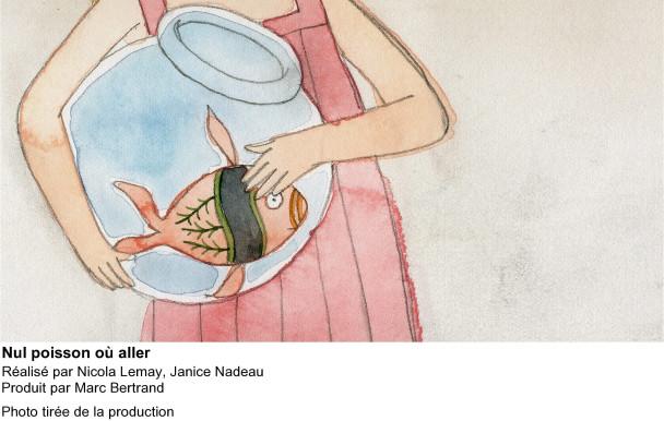 Nul poisson où aller au Festival du Nouveau Cinéma