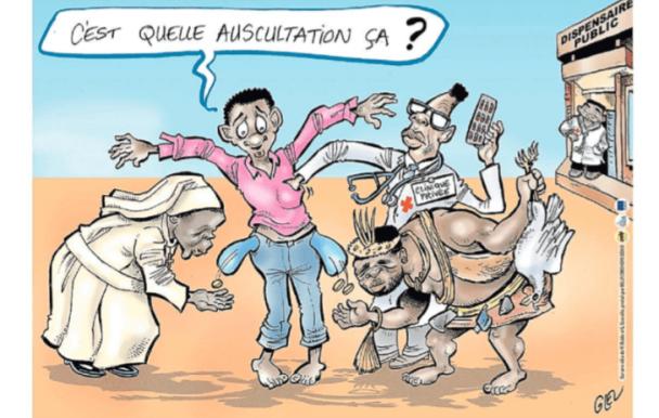 Une bande-dessinée pour vulgariser l'accès aux soins en Afrique de l'Ouest