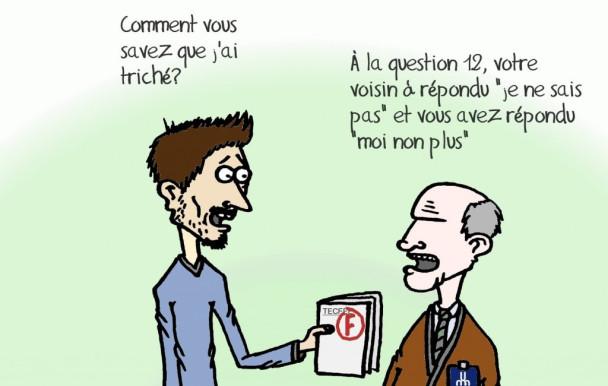 Français : passer le test ?