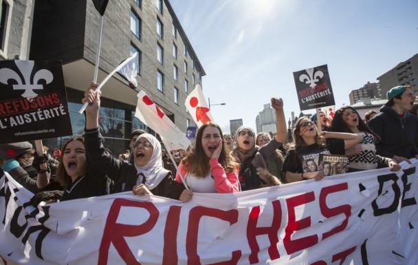 Congrès de l'ASSÉ : une fin de semaine décisive pour la grève