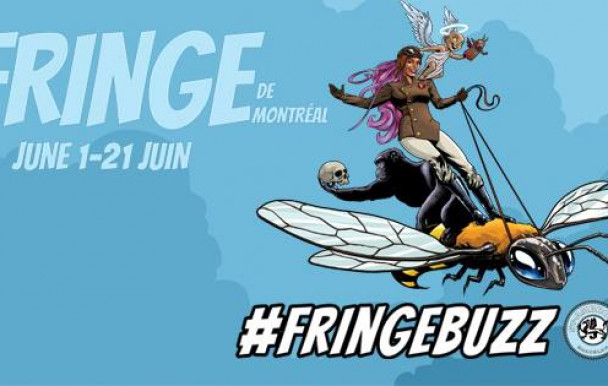Trois spectacles à découvrir au Festival Saint-Ambroise FRINGE
