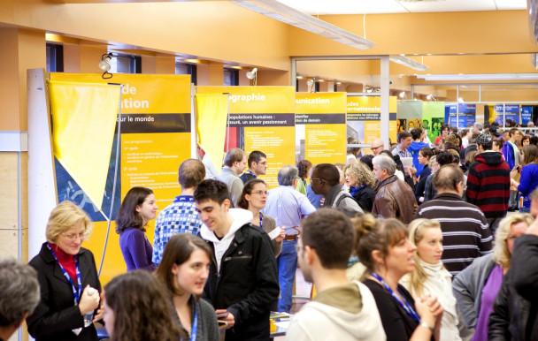 Première baisse du nombre des étudiants français à l'UdeM depuis cinq ans