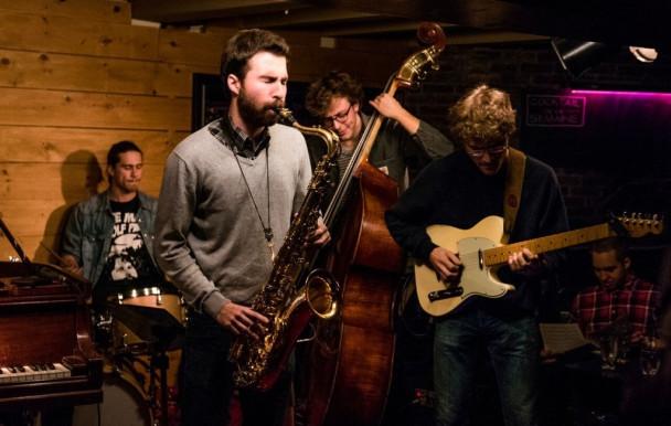 Une atmosphère de jazz