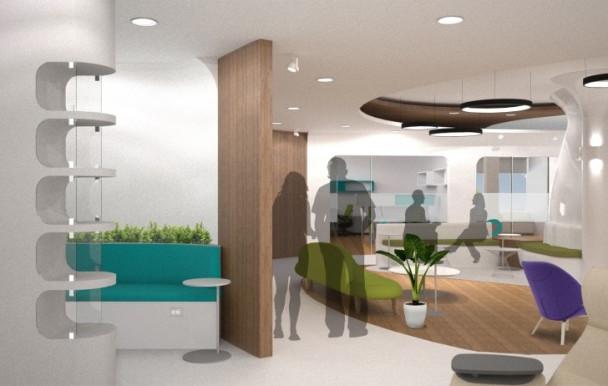 Le programme de design intérieur se démarque à l'international