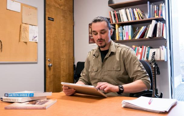 Métier culturel: Lumière sur... le scénariste de jeu vidéo