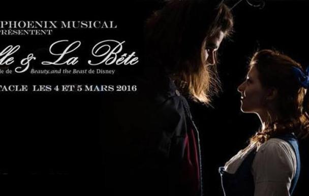 La Belle et la Bête en comédie musicale à l'UdeM