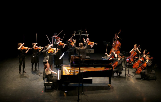 Femmes d'orchestre