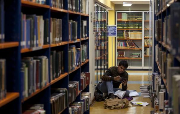 Chronique : l'isolement au doctorat