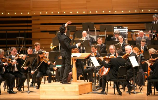Orchestre pour une relève