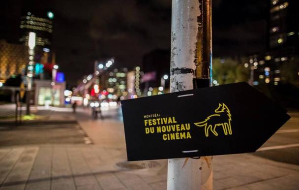 L'UdeM au Festival du nouveau cinéma