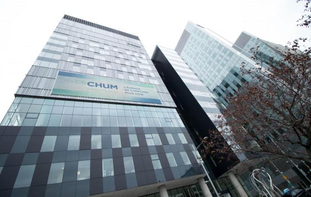 Québecor donne au CHUM