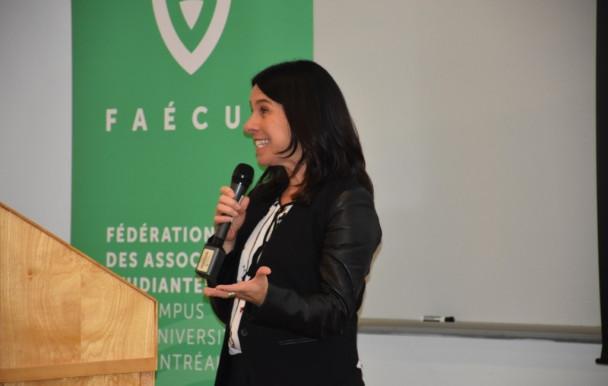 Valérie Plante veut le vote étudiant