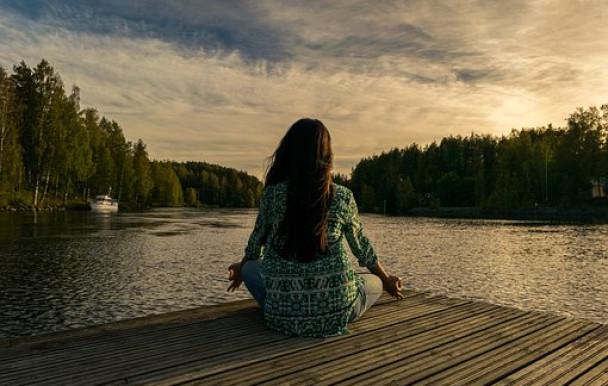 Méditer dans son campus