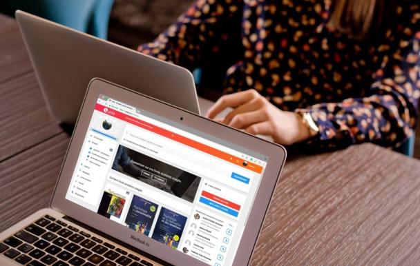 Une plateforme Web pour aider les étudiants