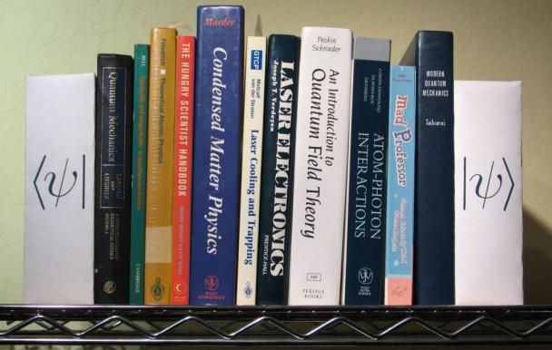 La place de l'anglais dans les cahiers de physique