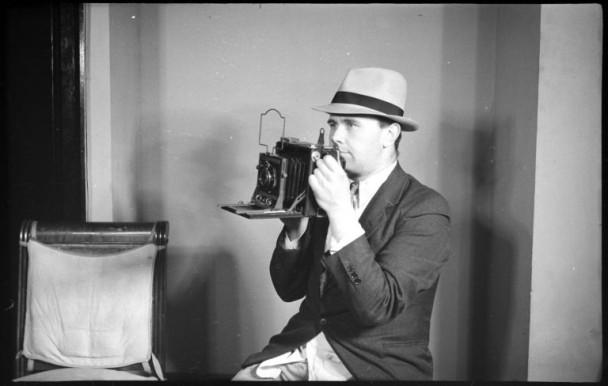 23 000 photos de Conrad Poirier tombe dans le domaine public