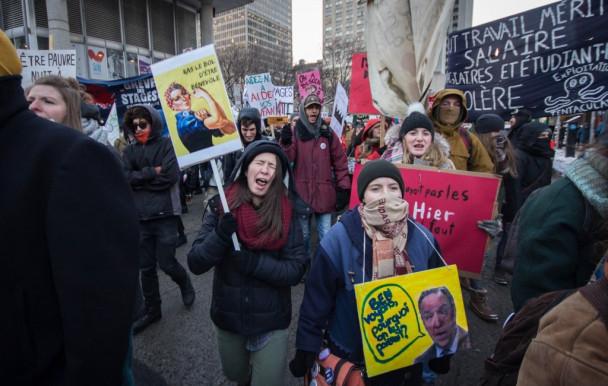 Le droit à la grève