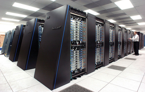 Un superordinateur à l'ÉTS