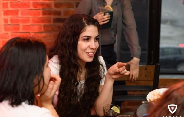 Retour du programme Jeunes femmes leaders