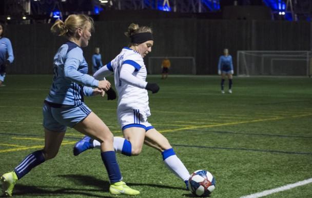 Carabins : l'équipe féminine de soccer au championnat canadien