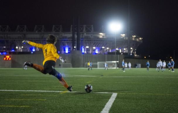 Retour des ligues de soccer, de flag-football et d'ultimate frisbee