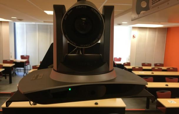 Améliorer l'enseignement à distance grâce à des caméras