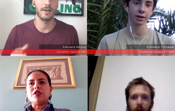 Étudiants internationaux : suivre les cours depuis l'étranger