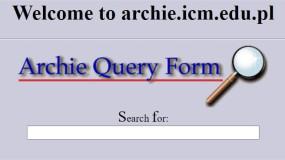 Archie, le premier moteur de recherche fête ses 30 ans