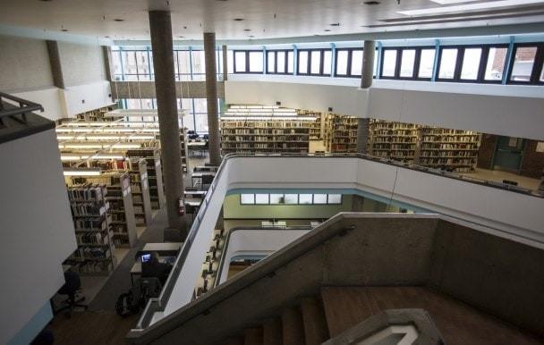 Bibliothèques de l'UdeM : accès sur réservation