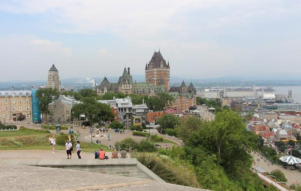 Déménagement du campus de l'UQTR à Québec