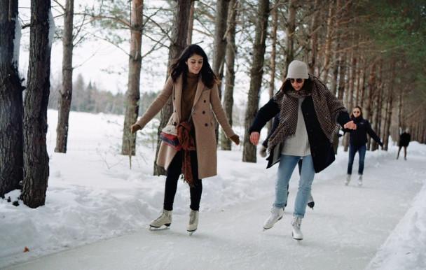 Du fat bike, du ski de fond et des raquettes dans les parcs de Montréal cet hiver