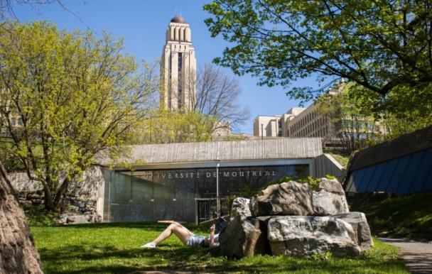 Un nouveau plan d'aménagement du campus suscite l'enthousiasme à l'UdeM
