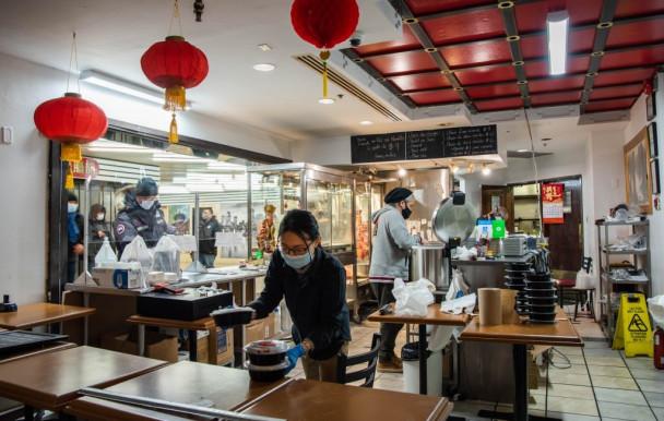 Dans les cuisines du Nouvel An chinois