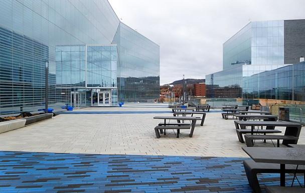 Des aménagements verts attendus autour du Campus MIL pour 2022