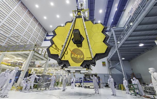 Des chercheurs de l'UdeM derrière l'élaboration du télescope spatial le plus puissant au monde