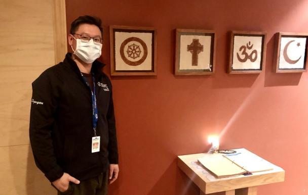 Les intervenants en soins spirituels, soignants méconnus des hôpitaux
