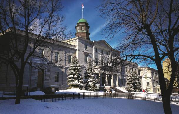 McGill célèbre ses 200 ans
