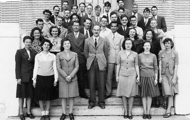 Les femmes oubliées du laboratoire secret de l'UdeM pendant la Seconde Guerre mondiale