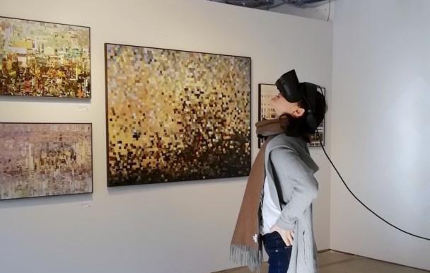 « Écrire pour la réalité virtuelle » dans les arts