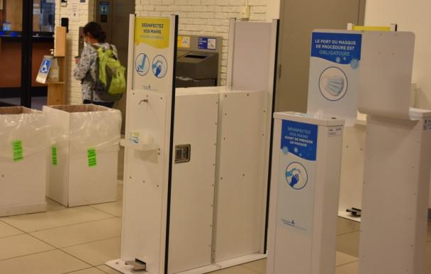 Consignes sanitaires : adaptation, questionnements et inquiétudes