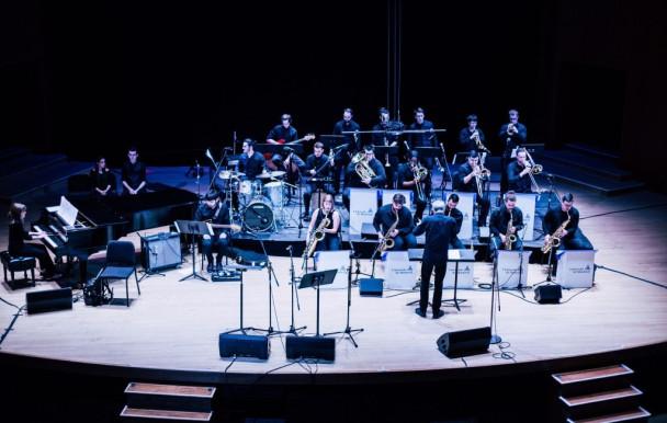 Le retour du Big Bandet de l'Orchestre de chambre jazz