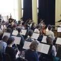 L'OUM a performé plusieurs fois à l'Église Saint-Jean Baptiste qui accueille des concerts de musique classique, des spectacles de danse et de théâtre. Crédit photo : Rose Carine Henriquez