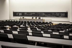 Les salles de classe continuent d'évoluer encore aujourd'hui. (crédit photo : Adil Boukind)
